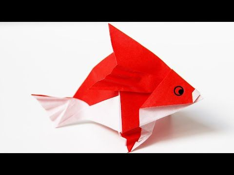 Origami Fish Brown Marbled Grouper Gerard Ty Sovann Youtube In 2020 Origami Origami Fish Grouper