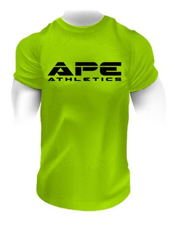 ApeAthletics HyperFit T-Shirt - Kryptonite