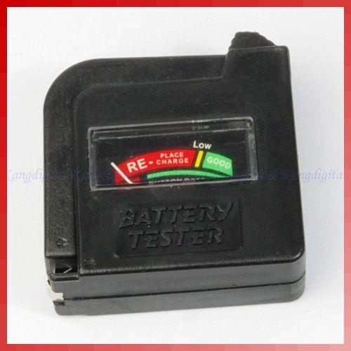 Battery Tester Checker Battery Capacity Tester For C D 9v Aa Aaa 1 5v Dry Battery Power Supply Measuring Instrume Batteries Testers Measuring Instrument Tester