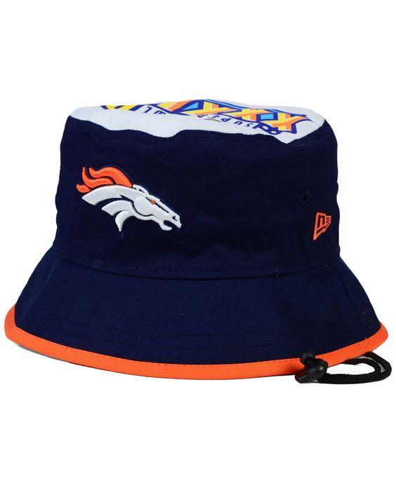 New Era Denver Broncos Traveler Bucket Hat