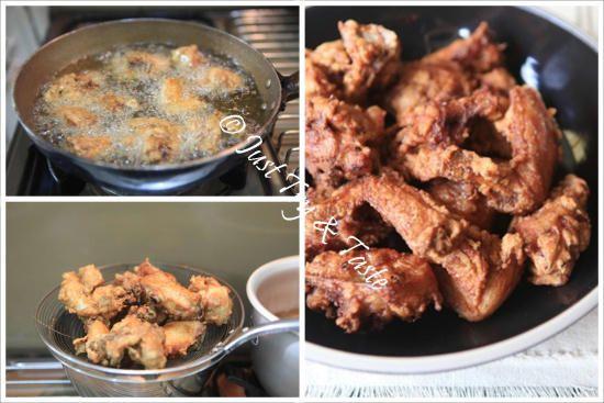 Resep Ayam Goreng Terasi Resep Ayam Makanan Ayam Goreng