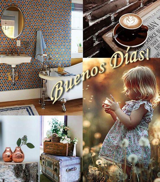 Buenos Días/ Feliz Sábado: que tengáis un buen fin de semana!. #buenosdias #mañanas #cafe @Badebaño  www.badebanyo.com