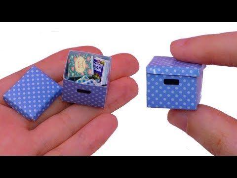 1//2 Half Inch Scale  Dollhouse Miniature  Hand Soap Box