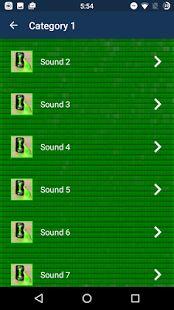 Tonos para WhatsApp: miniatura de captura de pantalla