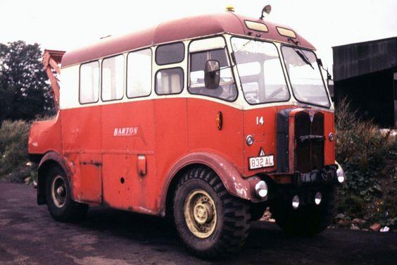AEC - Matador Bus Companies (Special vehicles) - history, photos, PDF broshures