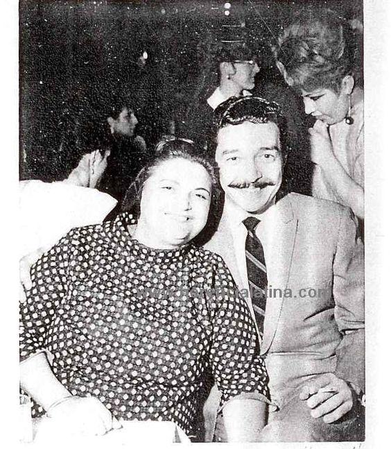 Mirta Silva & Lou Pérez