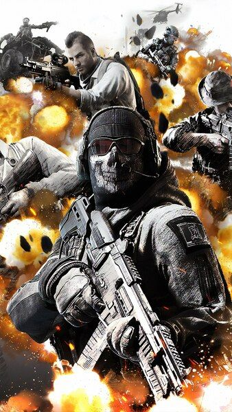 Call Of Duty Mobile 4k Hd Mobile Smartphone And Pc Desktop Laptop Wallpaper 3840x2160 1920x1080 216 Call Of Duty Call Of Duty Ghosts Call Of Duty Zombies