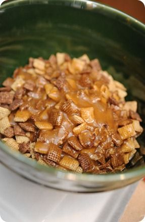 Chex mix, Chex cereal and Coarse sea salt on Pinterest