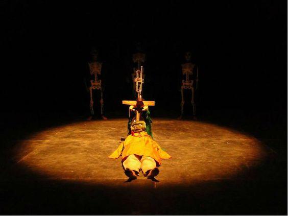 O espetáculo vai ser apresentado no Centro Cultural Arte em Construção, zona leste, no dia 27 de novembro. A entrada é Catraca Livre.