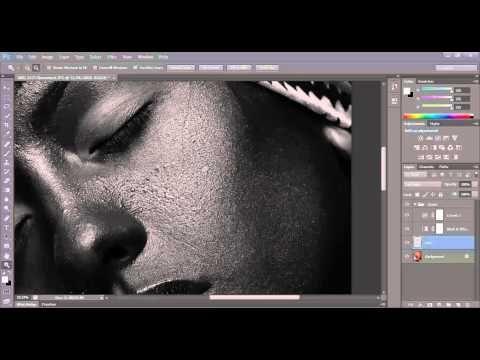 Photoshop Tips: How to Dodge and Burn Like a Pro   Model Mayhem Education Blog