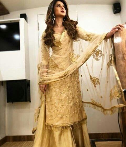 Jennifer Winget Indian Designer Outfits Indian Dresses Fashion