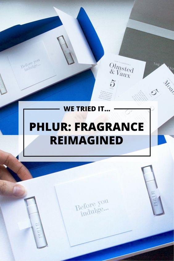 The Scent Test: PHLUR Fragrance
