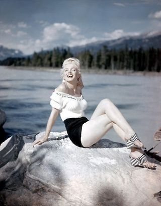 Great picture of Marilyn