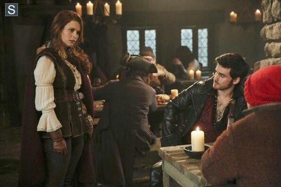 Ariel, Hook, & Smee