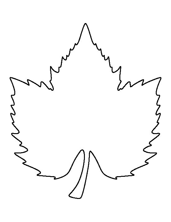 Best Ideas About Leaves Templates Templates Art And Pdf