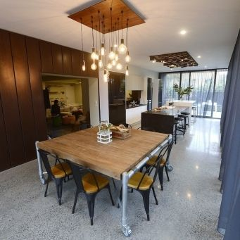 Bec  George's dining room | The Block Shop