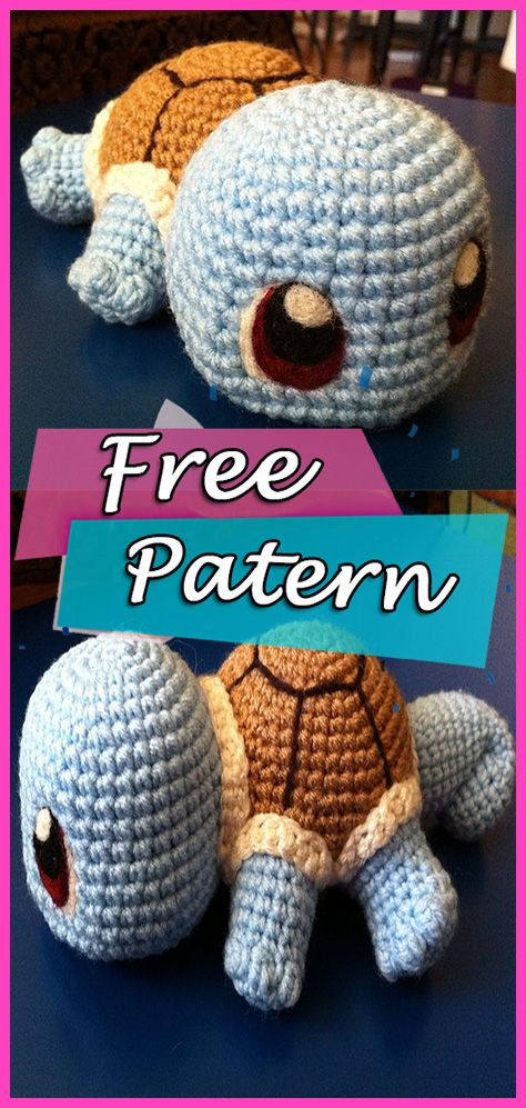 Free Crochet Amigurumi Animals Pattern   Amigurumi Crochet Pattern ...   997x474