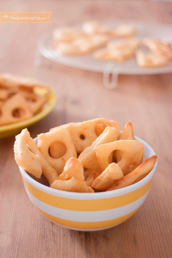 #Receta de @Pequerecetas: Galletas de queso, ¡exquisitas! *_*  http://www.pequerecetas.com/receta/galletas-de-queso-exquisitas/ vía