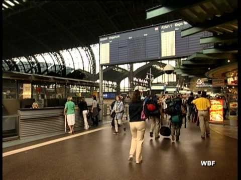 WBF - Auf einem Bahnhof - Was gibt es dort zu entdecken? (Trailer) - YouTube