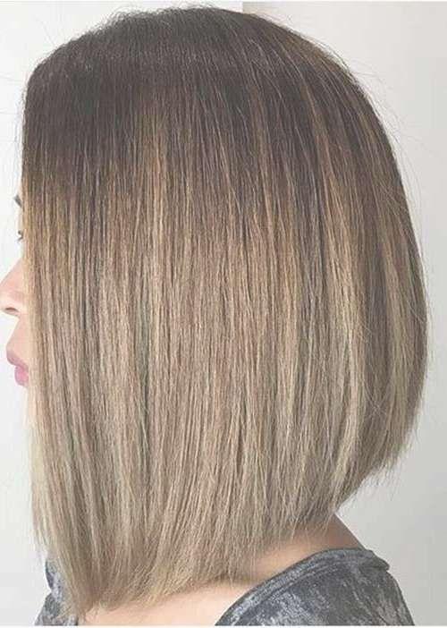 Frisur Eine Linie Bob Neue Frisuren Hair Styles Hair Long Hair Styles