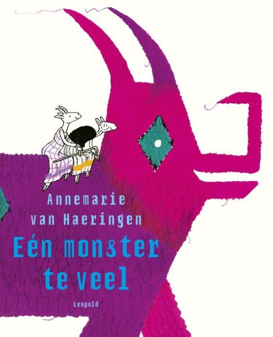 Eén monster te veel (Boek, Eerste druk) door Annemarie van Haeringen | Literatuurplein.nl