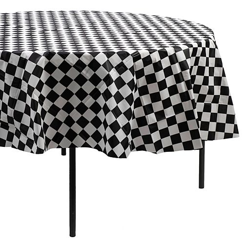 Home In 2020 Round Table Covers Table Covers Plastic Table Covers