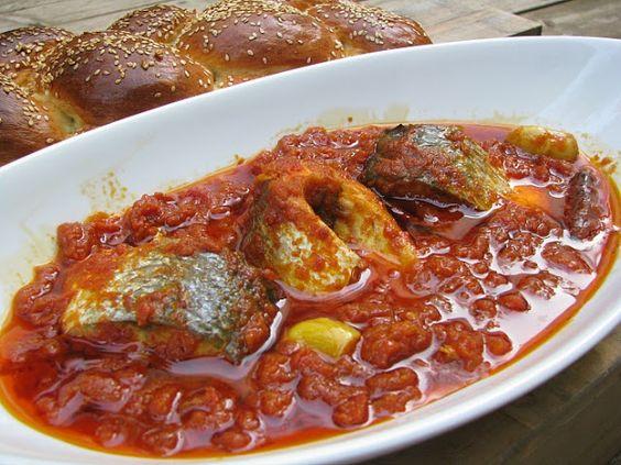 Hraime poisson piquant  הלוחשת לאוכל - The_food_whisperer: חריימה