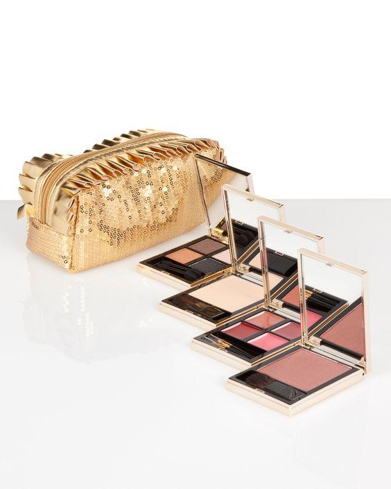 Perfekt geschminkt zum schönsten Tag im Leben.  Mit Make-up von Star-Visagist Philippe Chansel...