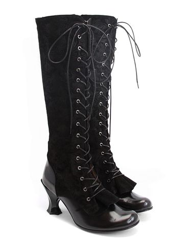 fluevogs are the holy grail of boots