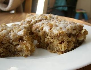 I love everthing that combines apples, oats and cinnamon, so this I must try!