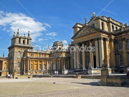 Churchill's Birthplace - Blenheim Palace