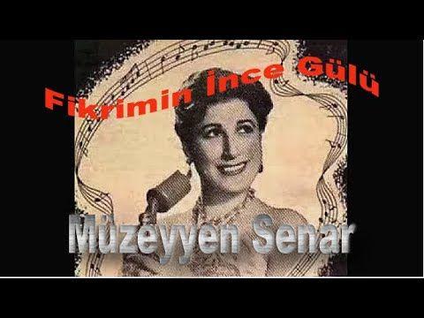 Muzeyyen Senar Fikrimin Ince Gulu Youtube Musica Youtube