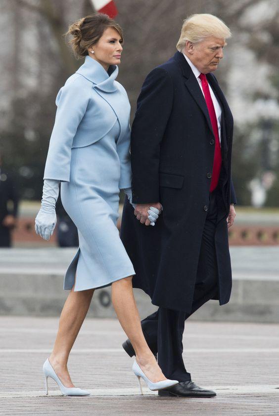 愛妻家 トランプ大統領