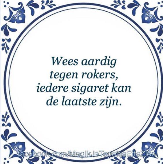 Wees aardig;)