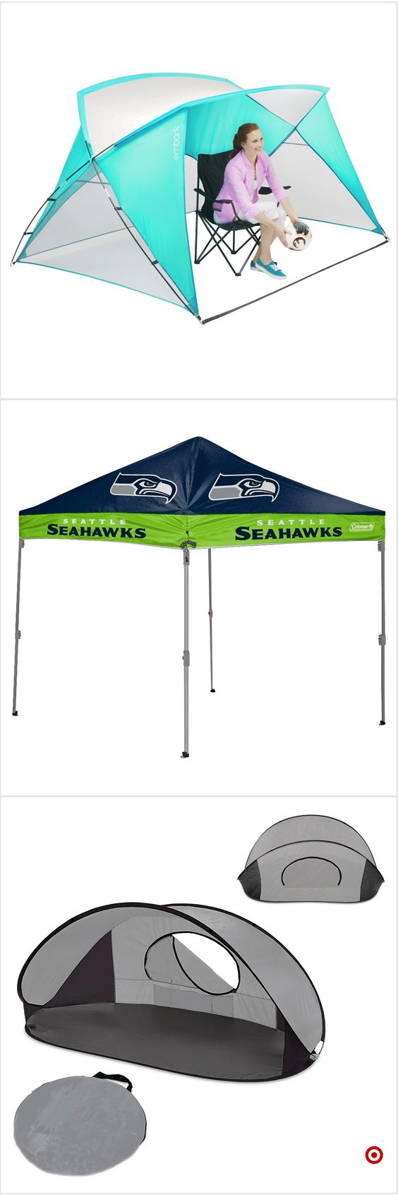 Shop Target For Beach Shelter Tent You Will Love At Great Low Prices Free Shipping On Orders Of 35 Or Free Same Day Pick Up In Store Canoe Camping