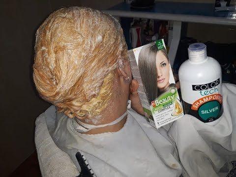 سحب لون الشعر بأقل ضرر و عمل صبغة وحدك في البيت Decapage Cheveux Youtube Youtube The Originals