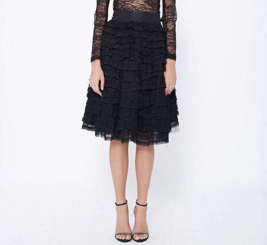 Marc Jacobs Black Skirt | VAUNTE