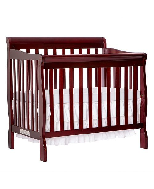 Dream On Me Aden 4 In 1 Mini Crib Reviews Furniture Macy S Best Baby Cribs Cribs Baby Cribs
