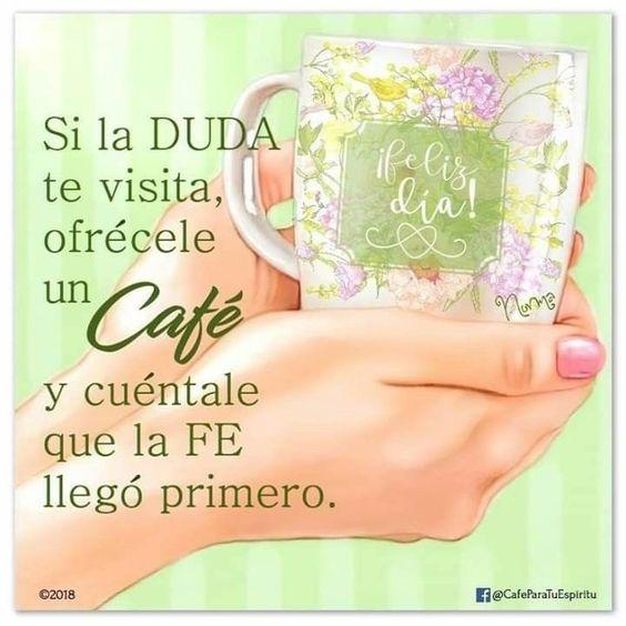 Pin de Lulu Aleman en Quotes Love Coffee | Frases de publicidad, Saludos de  buenos dias, Frases de buenos días