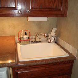 Corner Utility Sink : utility Sink