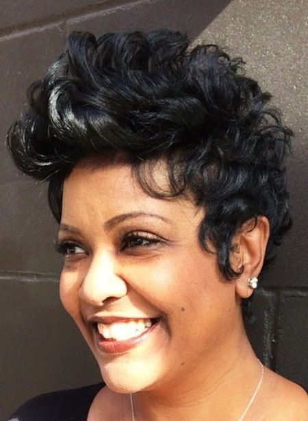 Surprising Thick Hair Hairstyles For Thick Hair And Short Hairstyles On Short Hairstyles For Black Women Fulllsitofus