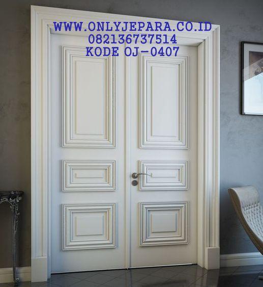 Kusen Pintu Kupu Tarung Duco Minimalis Mewah 2019 Pintu Utama Kupu Tarung Minimalis Toko Furniture Jepara Pintu Interior Pintu Kayu Pintu