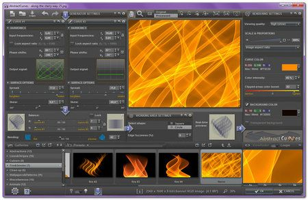 AbstractCurves 1.190 (x86/x64) Full Download