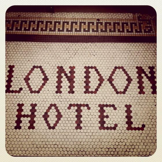 #londonpub