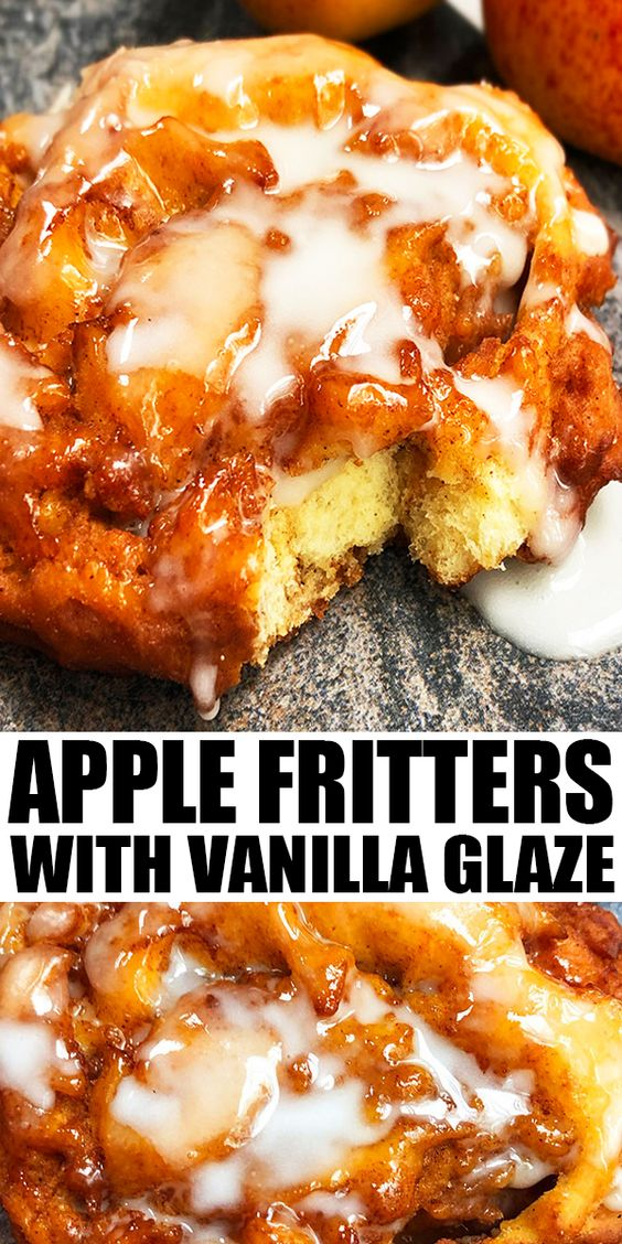 Easy Apple Fritters (No Yeast Required!)