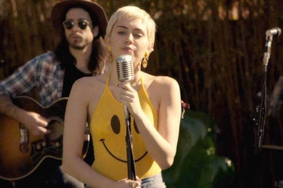 Miley Cyrus has launched her Happy Hippie Foundation