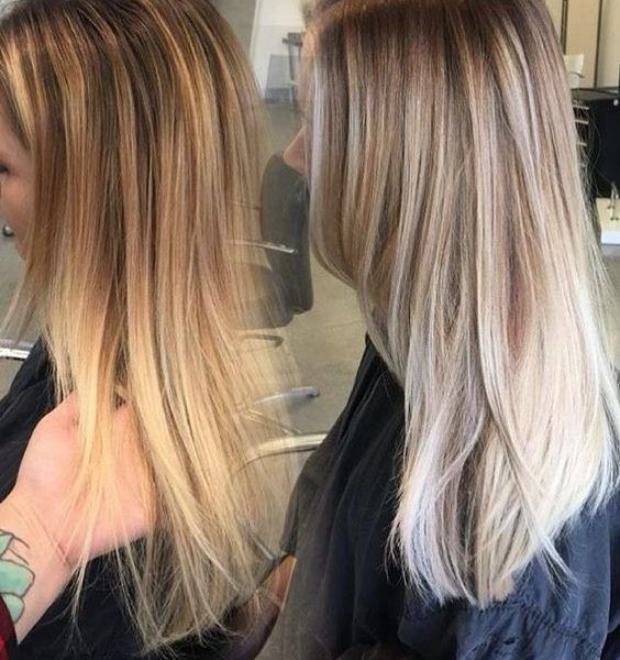 Image Result For Wella T27 Toner On Brown Hair Yellow Blonde