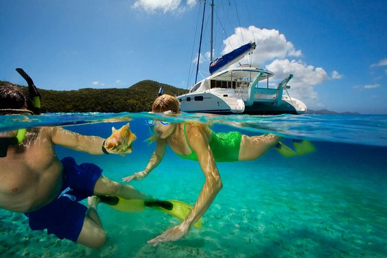 Enjoy the tropical waters of the Caribbean! #scuba #snorkel #vacation