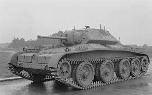 Cruiser V Covenanter [LMS, English Electric, Leyland]