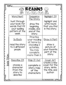 tic tac toe book report 5th grade But, just like in regular tic-tac-toe, they must choose three prompts running  vertically, horizontally, or diagonally  it can even be used to have students pick  different activities for a book report thanks for sharing  i would have rated this  5 stars, but i couldn't see the writing prompts you used  class  managementtools.
